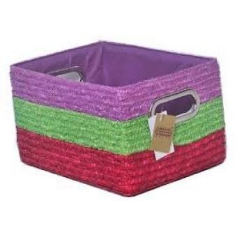Короб плетеный Микс для хранения вещей (HZ-915-1)