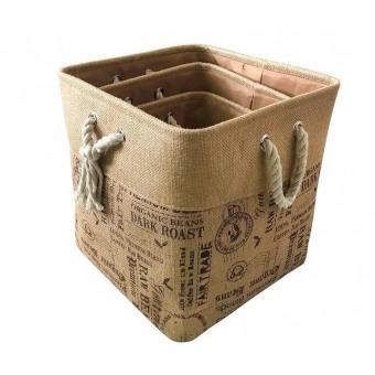 Текстильная корзина Уют, 1 шт. (FB-36S)