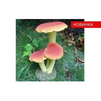 Садовая фигурка Красные грибы