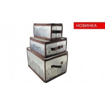 Пластиковый складной короб (ESH03 S)