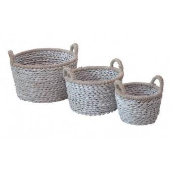 Плетеная корзина, 1 шт. (FB-15)