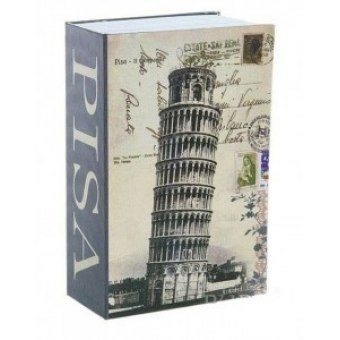 Книга-сейф Pisa