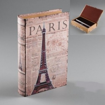 Книга-сейф Тайны Парижа (158U)