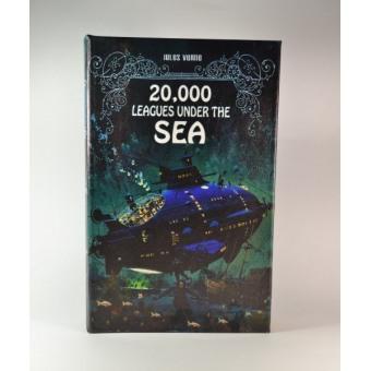 Книга-сейф 20000 лье под водой