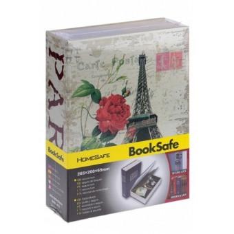 Книга-сейф Париж (006-1)