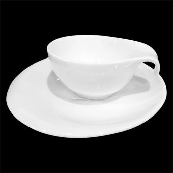 Набор чашек с блюдцами (H5-005)