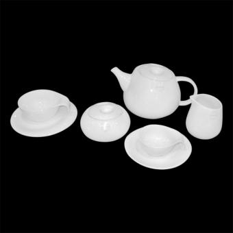 Чайный сервиз белый (H5-004)