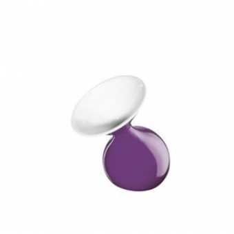 Декор ваза LULU фиолетовая 10 см. (11720110)
