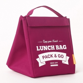 Термосумка Lunch Bag PACK&GO (LB310)