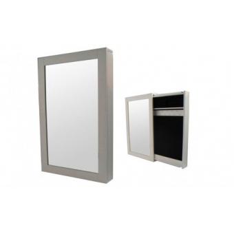 Зеркало-слайдер с секцией для хранения (MDJ01)