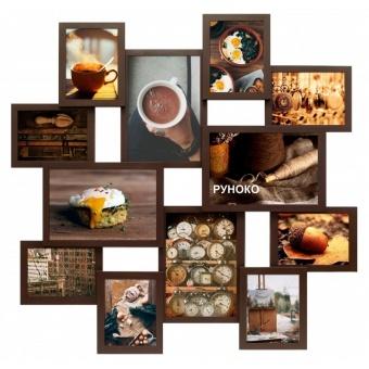 Фоторамка Путешествие-Мега на 12 фотографий (ПМ-В)