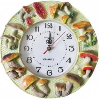 Часы настенные Грибочки (01-203)