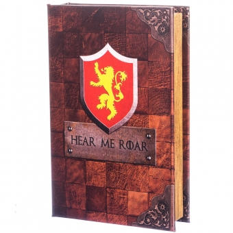 Книга-сейф Игра престолов (107UE)