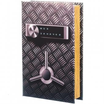 Книга-сейф Моя заначка (113UE)