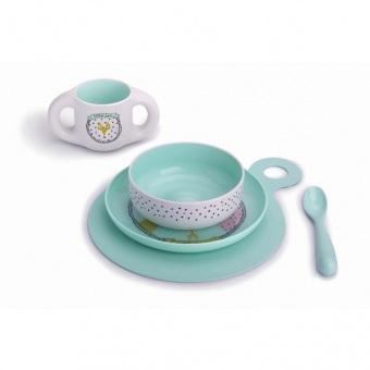 Набор посуды для детей Hello Fox (REF 3158373)