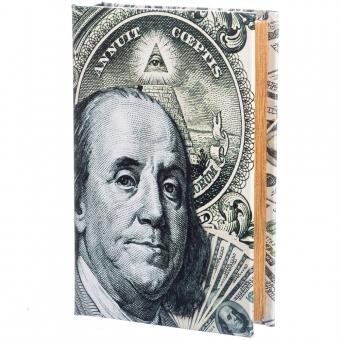 Книга-сейф Бенджамин Франклин (020UE)