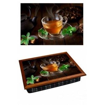Поднос на подушке Чай с мятой (2.95)