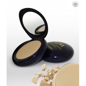 Компактная пудра Silk Skin №25