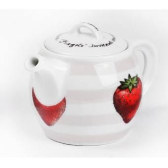 Фарфоровый чайник Fragole, 350 мл (29731)