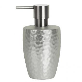 Дозатор для жидкого мыла Spirella Darwin Hammered (10.15339)