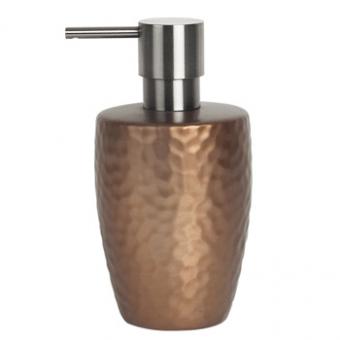 Дозатор для жидкого мыла Spirella Darwin Hammered (10.15335)