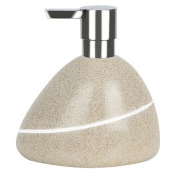 Дозатор для жидкого мыла Spirella Etna Sand (10.14348)