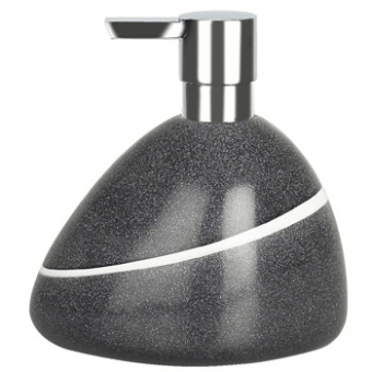 Дозатор для жидкого мыла Spirella Etna Stone (10.13643)