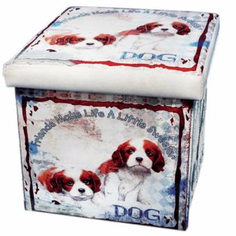 Пуф складной Милые собачки (07-016)