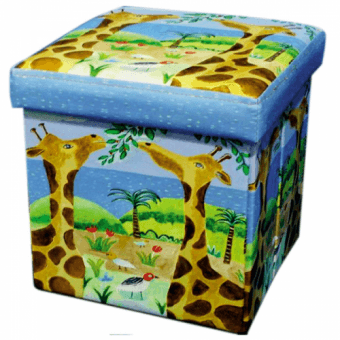 Пуф складной Жирафы (07-010)