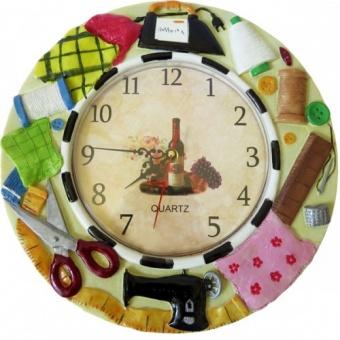 Часы настенные Рукодельные (01-215)