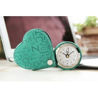 Часы с будильником (SB-Green)