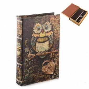 Книга-сейф Сова (163U)