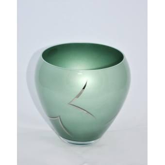 Низкая ваза Bohemia (B82583)