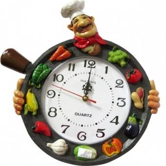 Часы настенные Веселый повар (01-212)