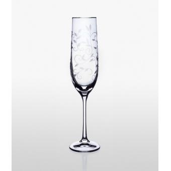 Бокалы для шампанского Viola, 6 шт.