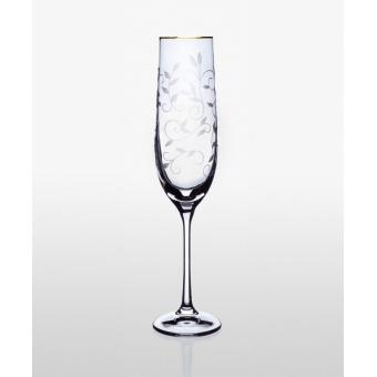 Бокалы для шампанского Viola, 2 шт (06-03-190-2-019)