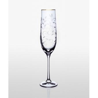 Бокалы для шампанского Viola, 6 шт. (06-03-190-6-019)